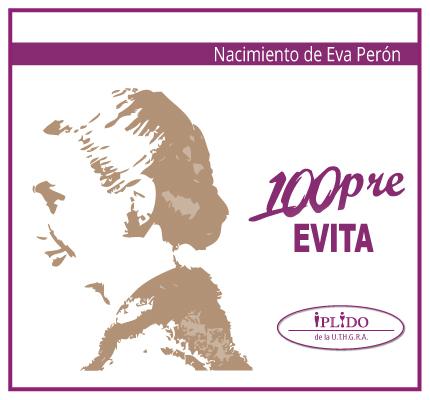 A Evita Se La Recuerda El Día Que Nació…