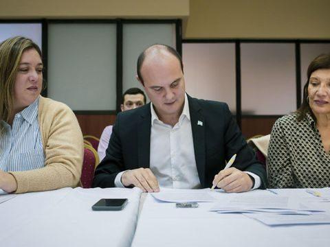 El IPLIDO Participó De La Presentación Del Protocolo Para Prevenir Casos De Discriminación Y Violencia En El Trabajo