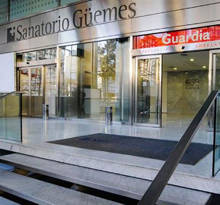 Nuestro Sanatorio Güemes, El Lugar En El Que Se Atiende La Salud De Nuestros Trabajadores Y Sus Familias, Está Entre Los Centros De Salud Mejor Equipados De Latinoamérica