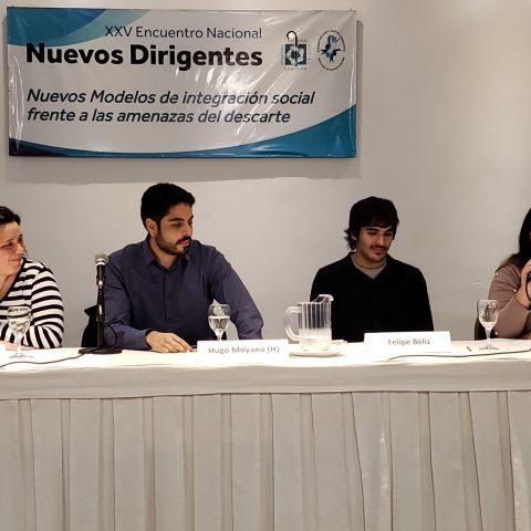 Presentes En La Semana Social En La Ciudad De Mar Del Plata