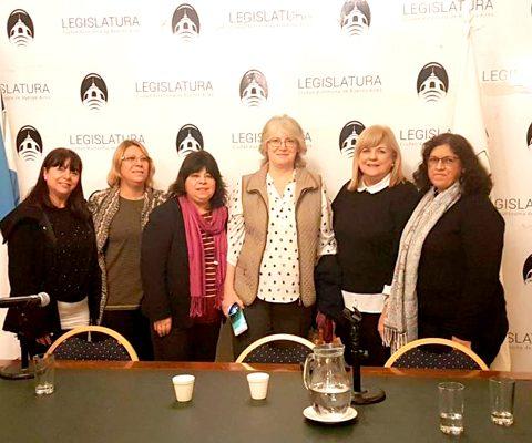 El IPLIDO Participó De La Jornada De Desafíos Interinstitucionales En La Violencia De Género En La CABA